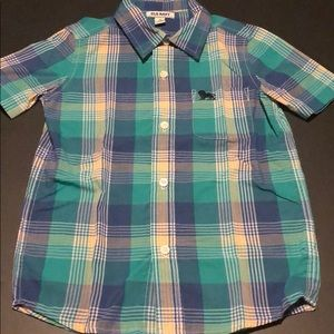 ☘️Like New! Old Navy Polo for Boys